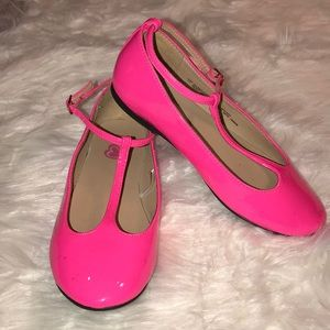 🐳3/20 PINK MARY JANE DRESS SCHOOL SHOES 13